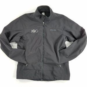 Patagonia Mens Zip Up Light Weight Jacket Coat